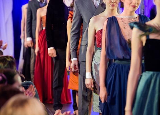 gina butiuc - CROWDED - rochii de seara unicat - costume barbatesti la comanda