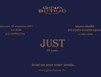 gina butiuc - just - t-i 2017-2018